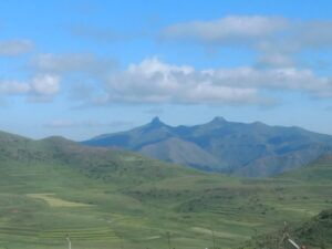 Lesotho, Southern Africa. A country with mostly a sparse population, and a tourism industry that has almost died in the past quarter-century, after the changes in the surrounding South Africa. Lesotho will, if ever, be one of the last countries on Earth, to record a COVID-19 case.